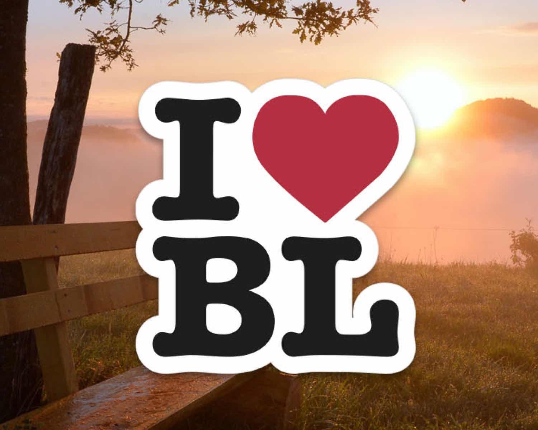 I love BL Sticker