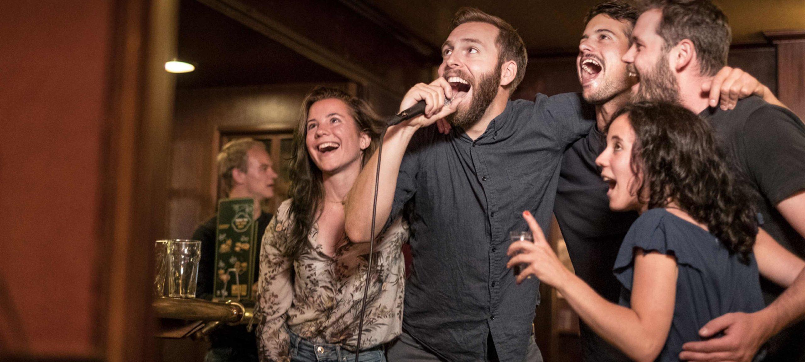 Karaoke Modd-Bild aus dem Pickwick Pub