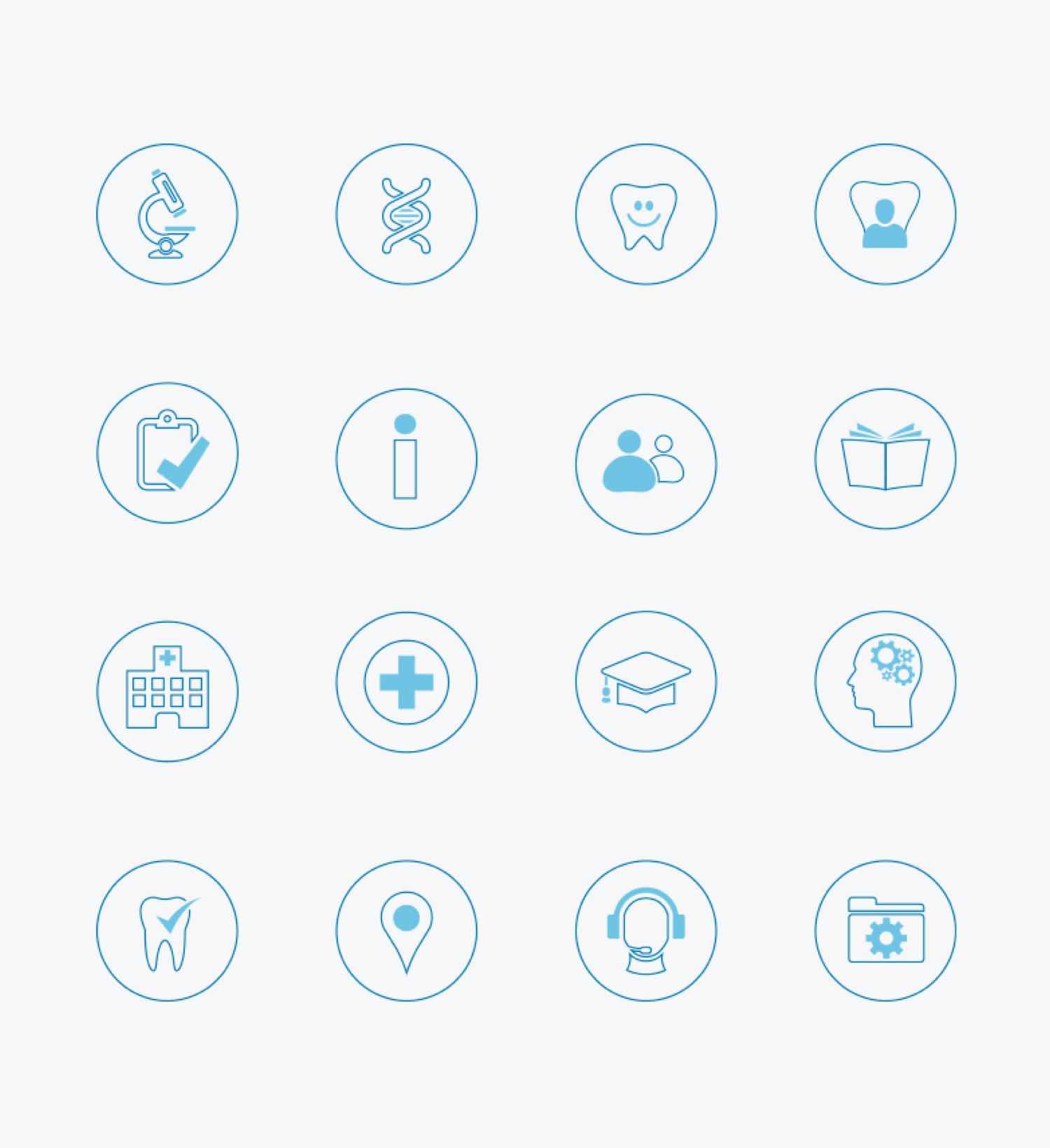 Icons von UZB